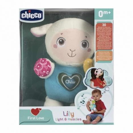 Chicco Toy Lily Luces Y Melodias
