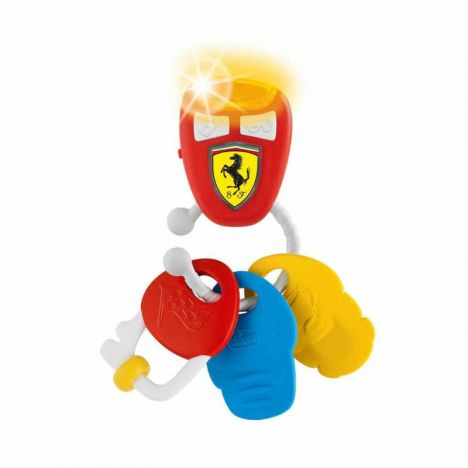 Chicco Toy Llaves Electronicas Ferrari