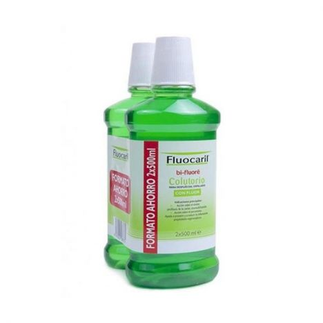 FLUOCARIL COLUTORIO 2X500ml.