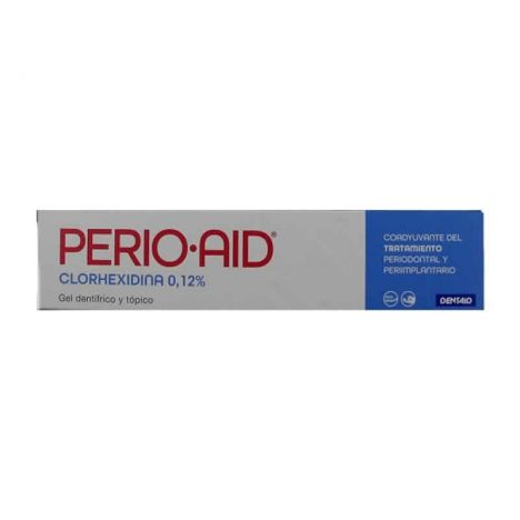 Dentaid Perio Aid Gel 0,12 75ml