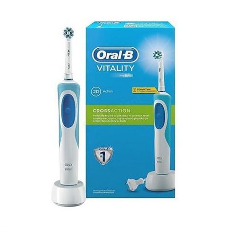 ORAL B CEPILLO RECARGABLE VITALITY CROSS ACTION