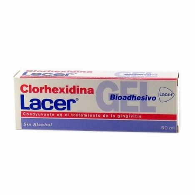 Lacer Clorhexidina Gel Bioadhesivo 50ml