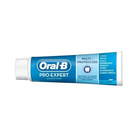 ORAL B PRO EXPERT MULTI PROTECCION 125ml.