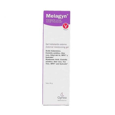 Melagyn Hidratante Vulvar 30Gr