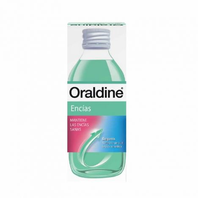 Oraldine Colutorio Encias Menta 400ml