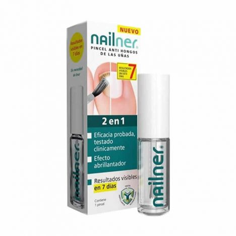 Nailner Lápiz Anti Hongos 2 En 1 5ml