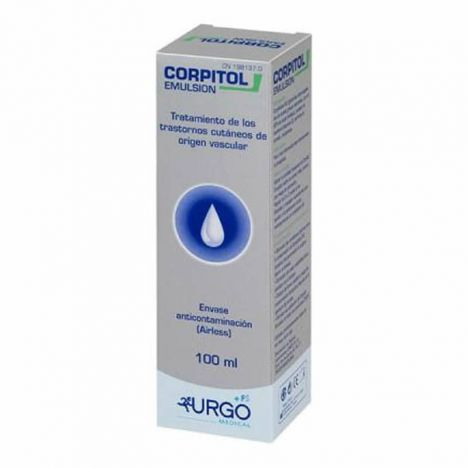 Urgo Corpitol Emulsion 100ml