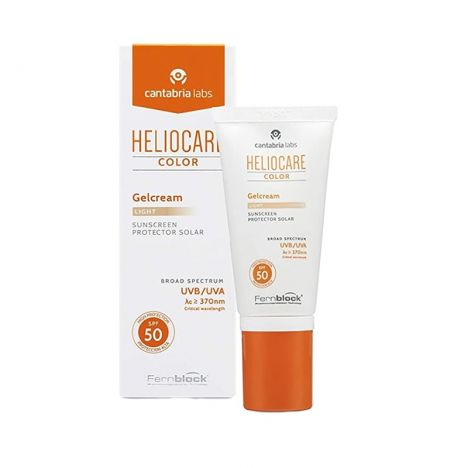 HELIOCARE COLOR GEL CREAM LIGHT SPF50 50ml.