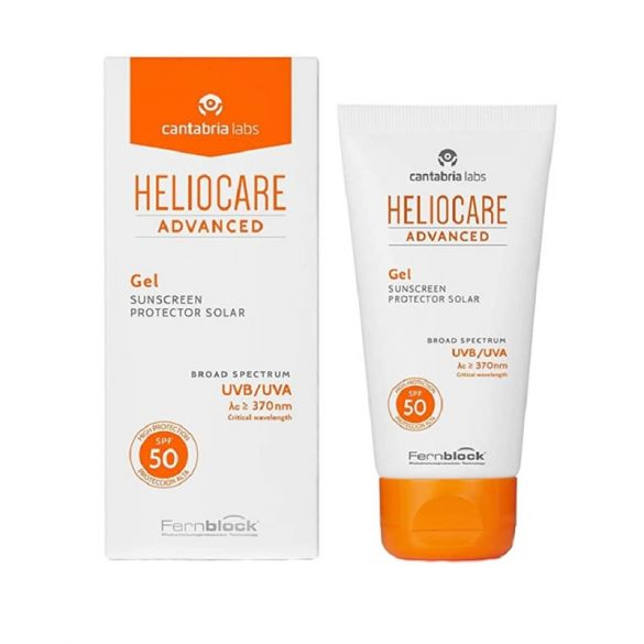 HELIOCARE ADVANCED GEL SPF50 50gr.