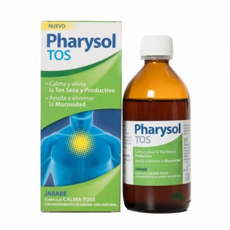 Pharysol Jarabe Tos Adultos 170ml
