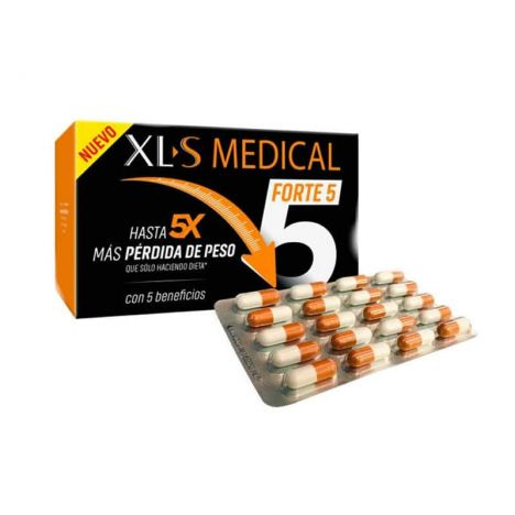 Xl-S Medical Forte 5 3 Meses 180 Capsulas