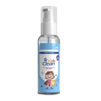 Kids Clean Gel Hidroalcoholico En Spray 60ml