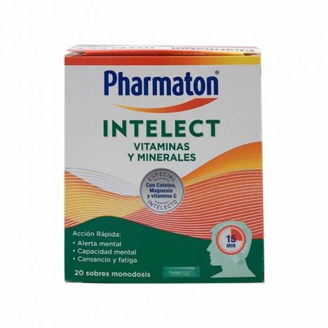 Pharmaton Intelect 20 Sobres