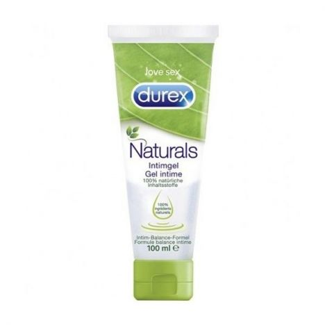 DUREX PLAY NATURALS INTIMATE GEL 100ml.