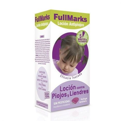FULL MARKS LOCION ANTIPIOJOS 100ml.