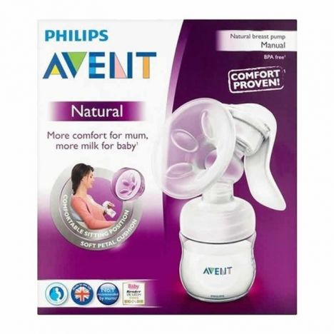 Avent Extractor Manual De Leche Confort
