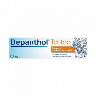 Bepanthol Tattoo Pomada 100 Gr