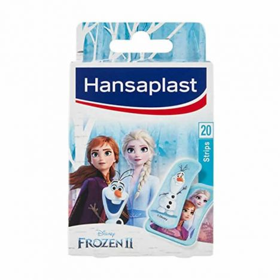 Hansaplast Apositos Frozen Para Niños 20uds