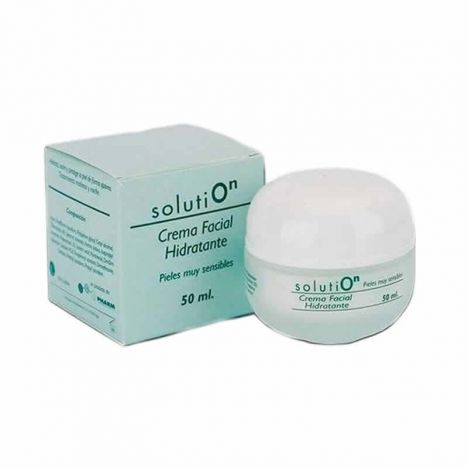 Solution Hidratante Facial 50ml
