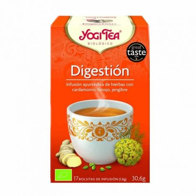 Yogi Tea Digestion 17...