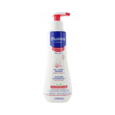 Mustela Pieles Muy Sensibles Gel Lavante 300ml